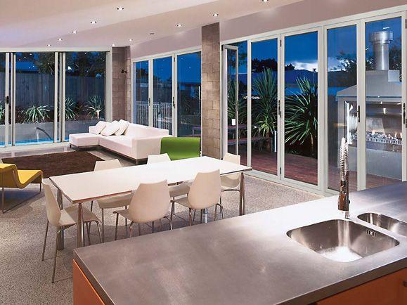 ResDRBifold3 & Bifold Doors - Bi-fold Doors - Headland Glass - Glazier Sunshine ...